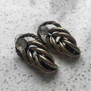 J. Crew earrings